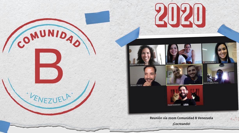 La comunidad B da inicio en Venezuela